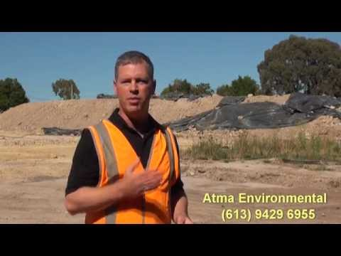 Environmental Site Remediation Contaminated Soil Treatment video