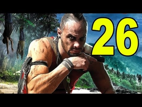 Far Cry 3 - Part 26 - Protecting Rongo (Let's Play / Walkthrough / Playthrough)