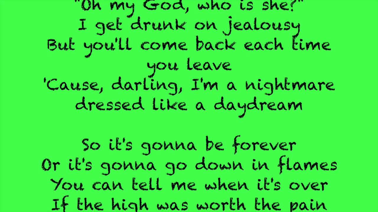 Blank space by taylor swift full lyrics youtube
