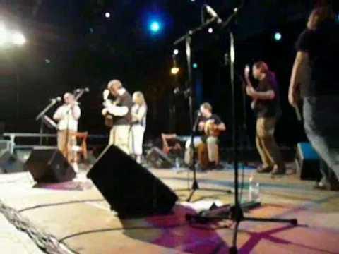 Banshee Celtic Band al Triskell 2009 - Trieste