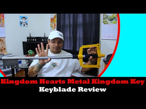 Kingdom Hearts Kingdom Key Keyblade Review