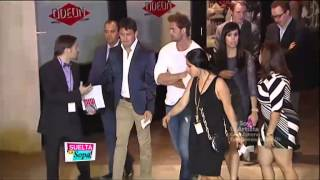 Carla Estrada defiende a William Levy @willylevy29 II SLS