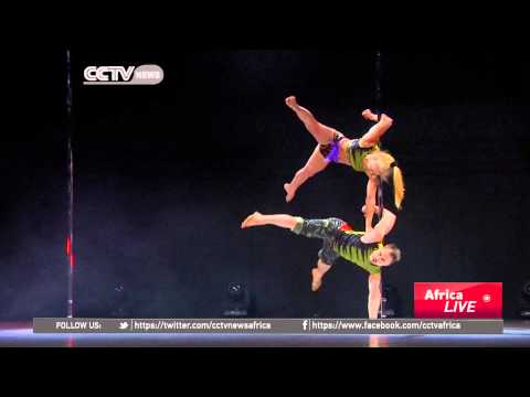 Pole dancer competition: Erotic performance or a serious sport?