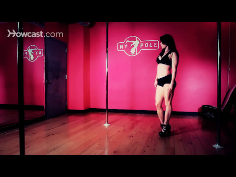How to Do Floor Work | Pole Dancing