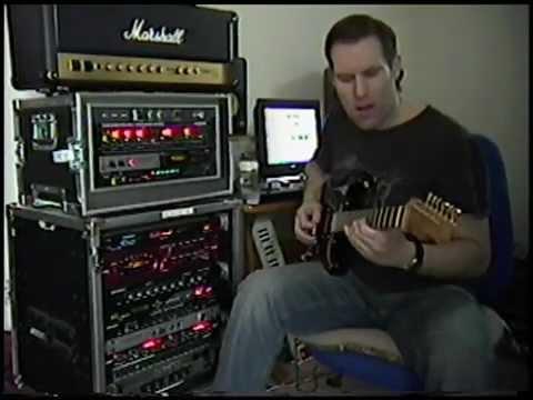 Shawn Tynan rock guitar solo