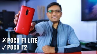 Fake POCO F1 Lite & Upcoming POCO F2 Smartphone