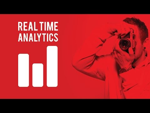 Google Analytics - Real Time Feature