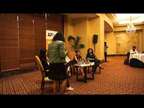 APNIC 40 - Women in ICT luncheon