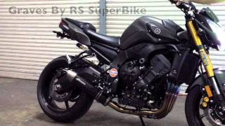 Graves FZ8 By RS SuperBike