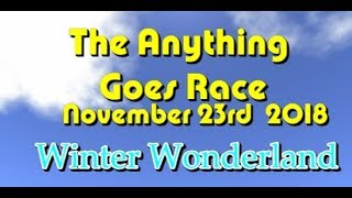 Anything Goes Race 2018  11  23  Winter Wonderland