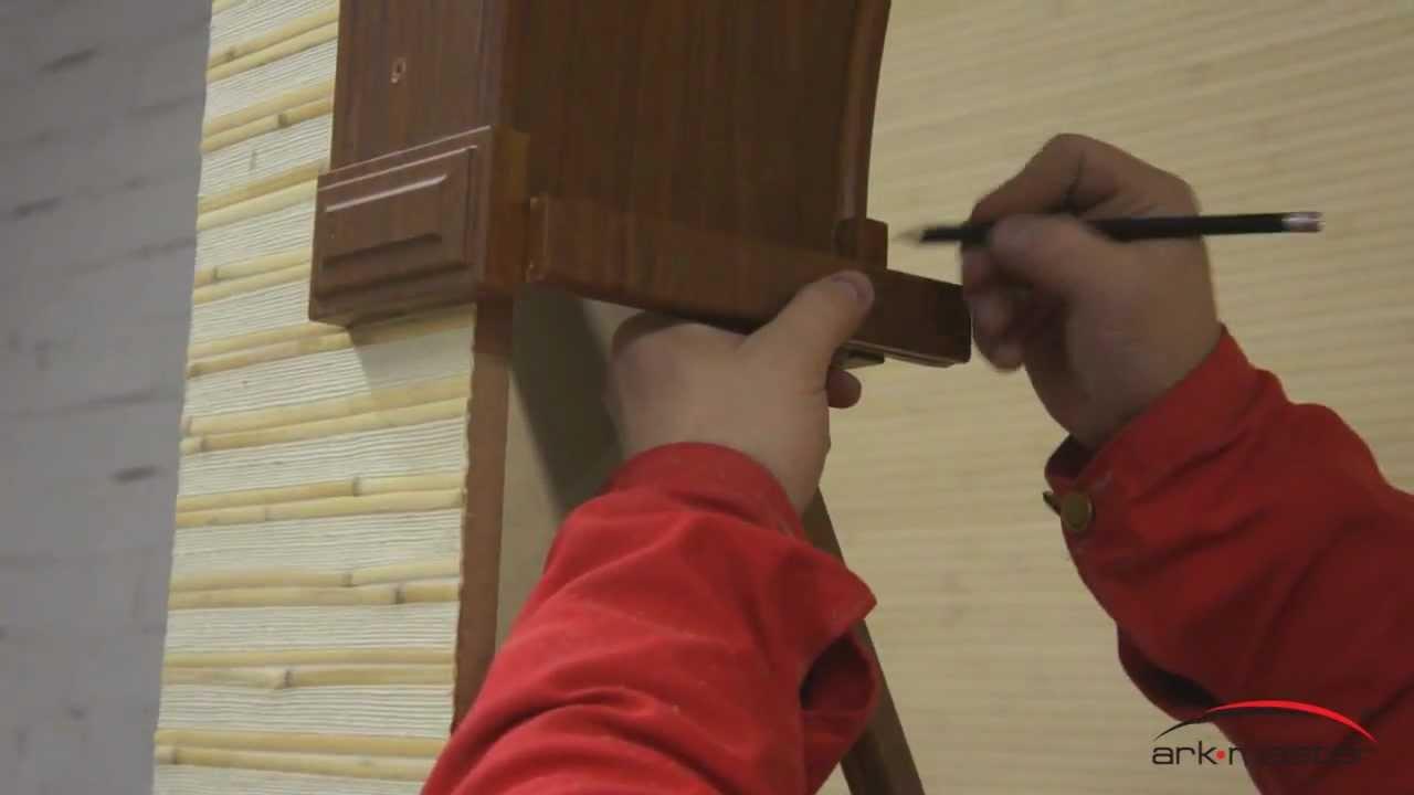Как установить межкомнатную арку рено своими руками 91