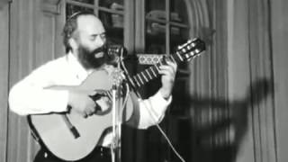Rare Footage Of Shlomo Carlebach In The 1970
