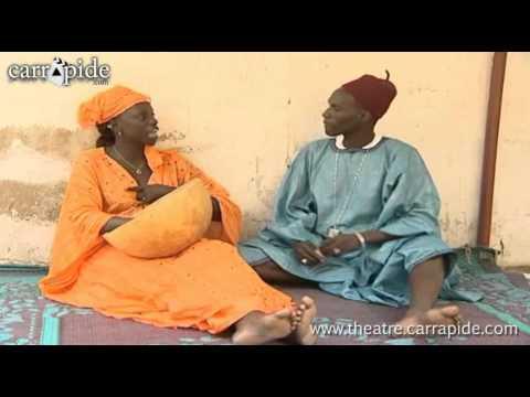 Ramadan théâtre: 15 – Ngagne paye ses dettes après avoir reçu son Azaka