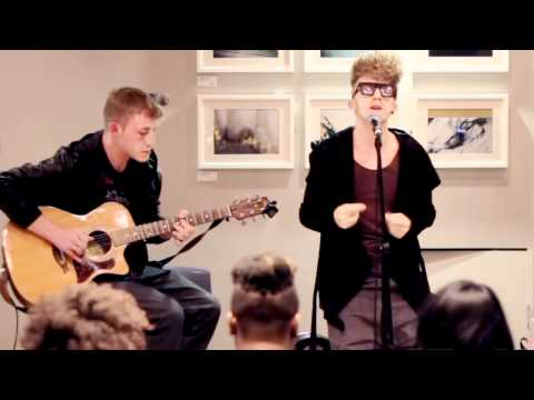 Daley - Pretty Wings:: LIVE at Writer's Block