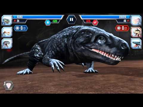 Jurassic World: The Game// Episodio 2: Continuemos el trabajo