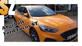 Abgeholt! Unser Ford Focus ST MK4 (2019) ist endlich da - Vlog & Night-View
