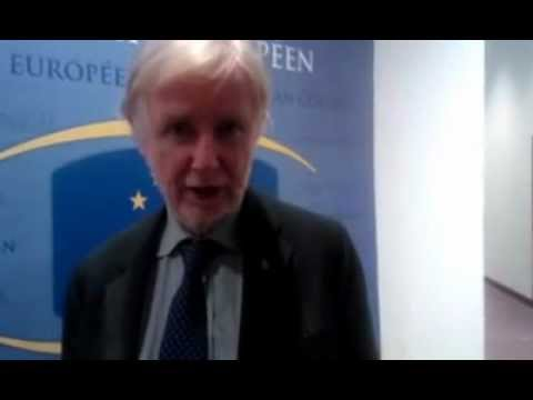 Finnish FM right after FAC on the 19th of November