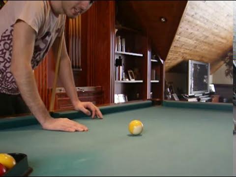 aprende a jugar al billar,efecto basico-8