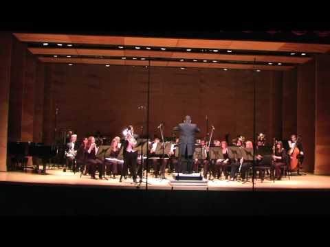 Tim Jansa: Concierto Ibérico (for Band) - I. Courage