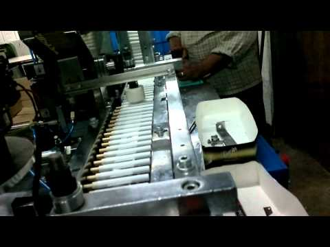 Automatic Cigar packing machine
