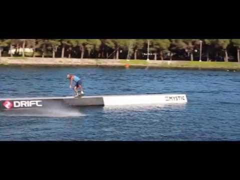 COUPLE CONTEST WAKEBOARD  OCP CASTELDEFELS