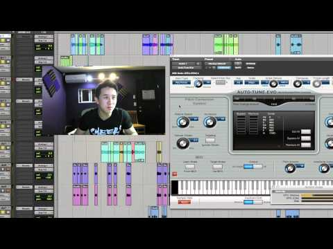 Autotune: How to use it