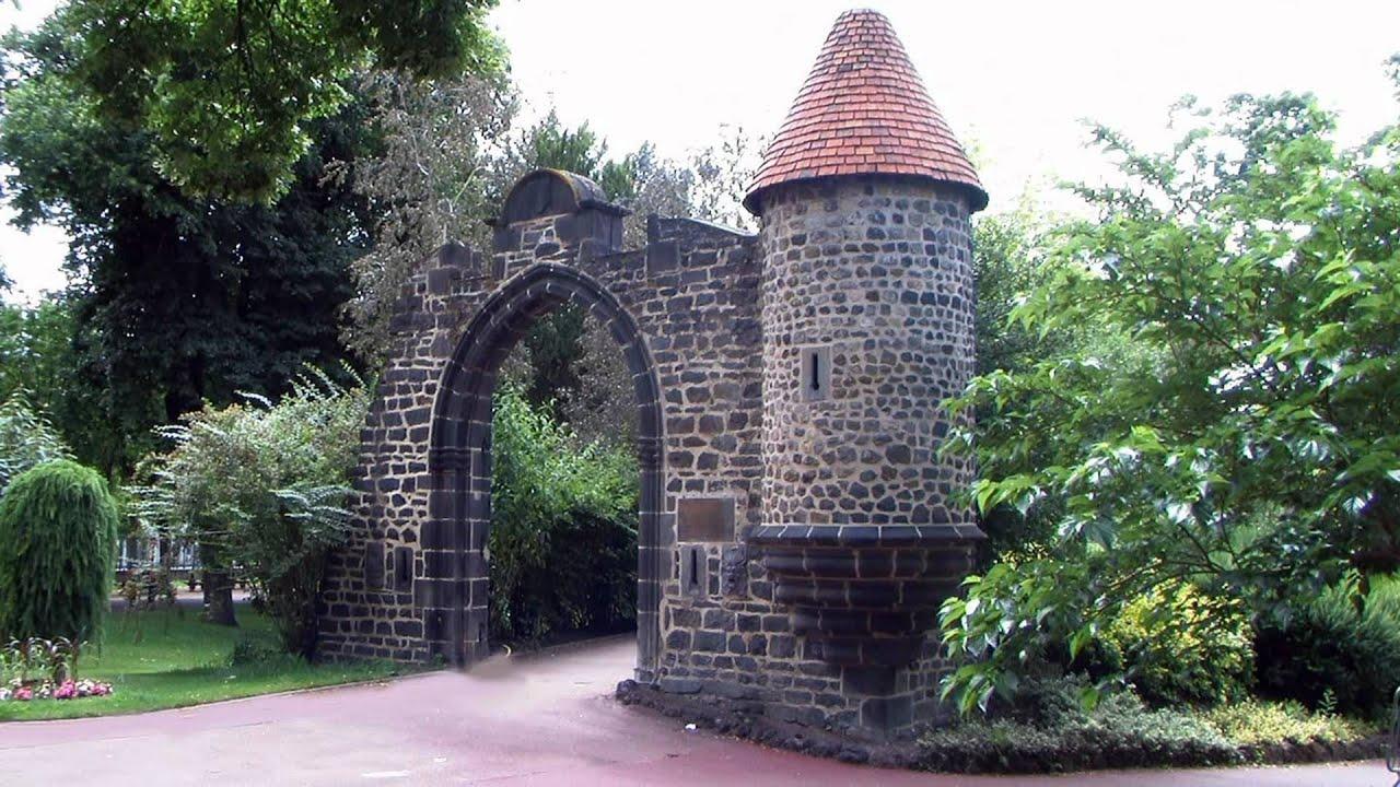 Le jardin lecoq clermont ferrand 2010 youtube - Jardin d hiver henri salvador clermont ferrand ...