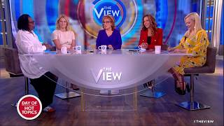 """The View"" Co-hosts Share What They Did On Vacation 