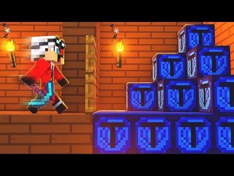 СТОЛБЫ С ТЕРОСЕРОМ! ТОП КАРТА ОТ КРЭКБЭКА! Minecraft
