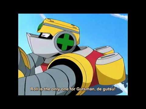 Misc Computer Games - Mega Man - Guts Man