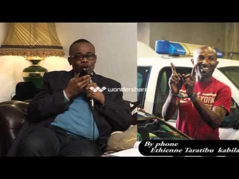 UK-CONGO VOICE: REVELATIONS MAMAN SIFA + LIBERTE PROVISOIRE D'ETIENNE T. KABILA AVEC J.G KIKAMBA