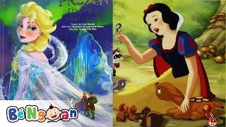 Nàng Bạch Tuyết Và Bảy Chú Lùn ~ Công Chúa Băng Tuyết ~ Truyện Tranh Đồng Hành Cùng Phim Hoạt Hình