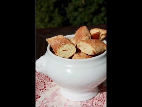 Печенье из плавленных сырков.Быстро и вкусно.