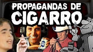 COMERCIAIS BIZARROS DE CIGARRO