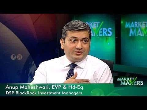 Market Makers With Anup Maheshwari Of BlackRock Investment Managers