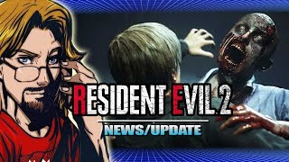 WE PLAYED RESIDENT EVIL 2: Hands On Impressions & More w/Max & YoVG