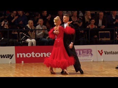 Dmitry Zharkov - Olga Kulikova RUS   Finnish Open 2018   T