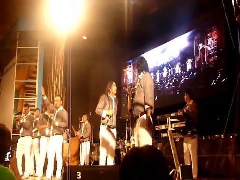 BANDA TROPIKAL En Vivo LUXOR 2 parte  LAS DOS CAMISAS, Los Padres de Las Rancheras 09_11_2014