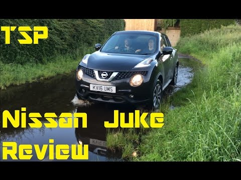 TSP - 2016 Nissan Juke Tekna 1.5 DCI Test Drive/Review