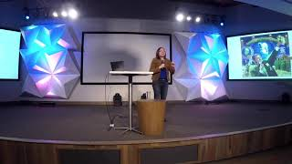 Christians Climate and Culture with Katharine Hayhoe