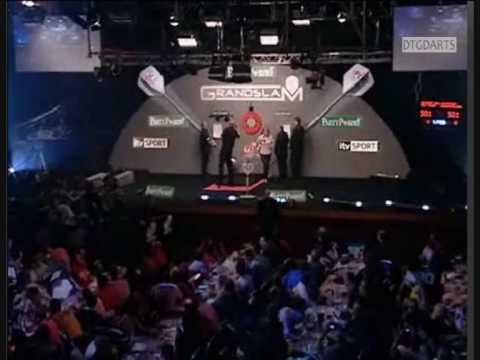Grand Slam '09 - Vd Voort - Anastacia part 1