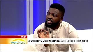 Feasibility and benefits of free higher education