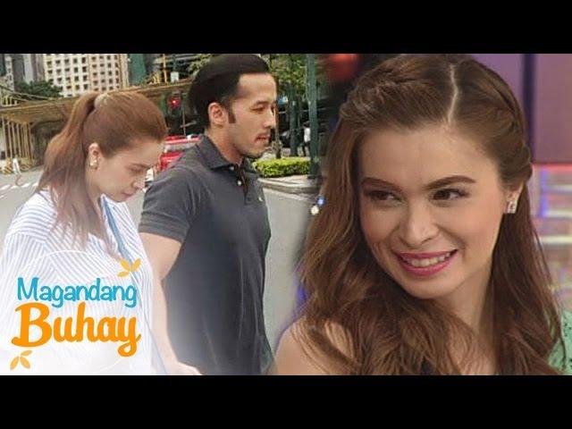 Magandang Buhay: Sunshine Cruz's new boyfriend