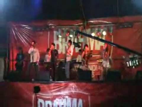 los sencibles del amor en vivo 2011-2 vivo feliz DR