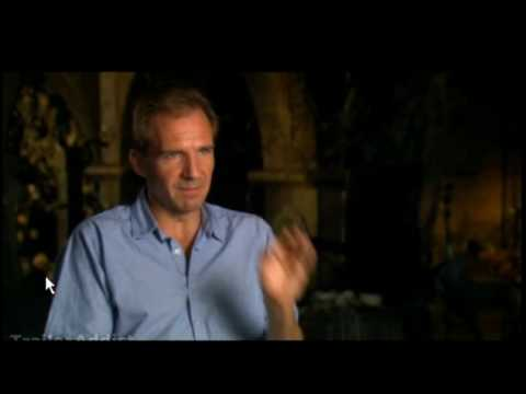 Ralph Fiennes Interview, Clash of the Titans, Hades