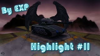 Tanki Online Highlight #11  By EXP