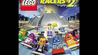 lego racers 2  mars boss race soundtrack
