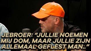 Jebroer over POLIZEI, VIRAL en NEDERLANDSE MEDIA