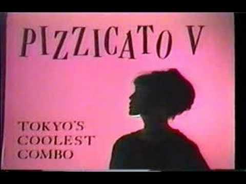 Pizzicato Five - Brigitte Bardot T.N.T.