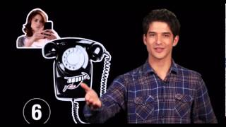 10 facts about Allison Argent - a guide by Tyler Posey (humor)